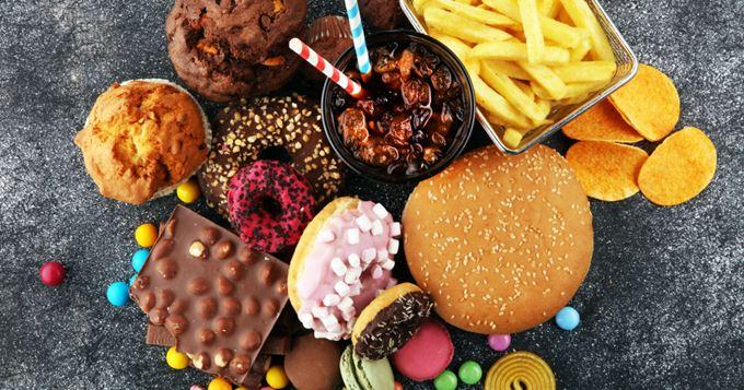 Un repas peut nous faire prendre du poids