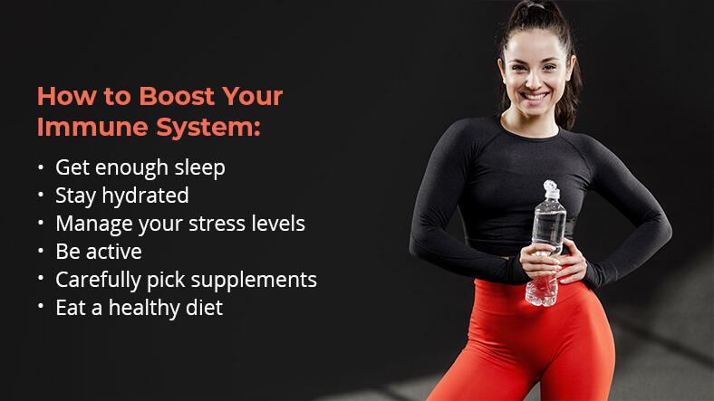 renforcer votre système immunitaire