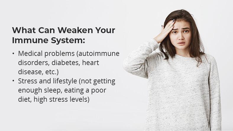comment renforcer votre système immunitaire - signes que votre système immunitaire est faible