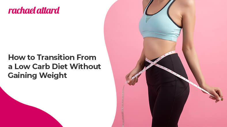 Comment passer d'un régime pauvre en glucides sans prendre de poids
